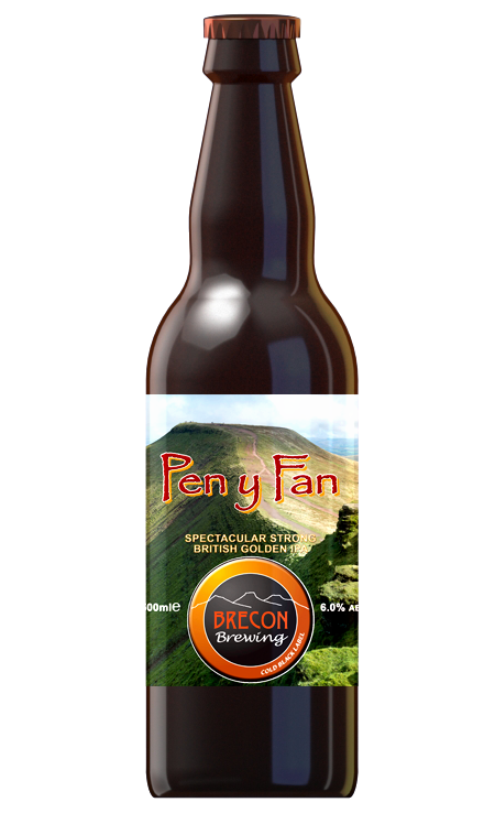 Pen y Fan, 6.0% ABV, Case of 12x 500ml bottles