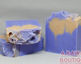 French Lavender & Honey Soap