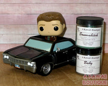Load image into Gallery viewer, Supernatural Themed Foaming Sugar Scrubs