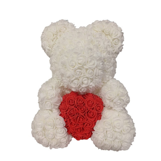 Flower Teddy