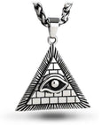 Millennium Pyramid Necklace | Ancient Egypt