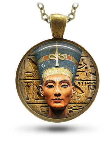 Sovereign Necklace Nefertiti | Ancient Egypt