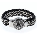 Anubis Rage Egyptian Bracelet (Steel) | Ancient Egypt