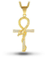 Ankh of Luck Necklace | Ancient Egypt