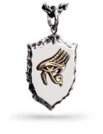 Egyptian necklace Coat of arms of Horus