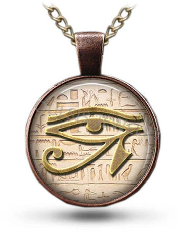 Absolute Eye Necklace | Ancient Egypt