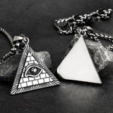 Necklace eye of Horus