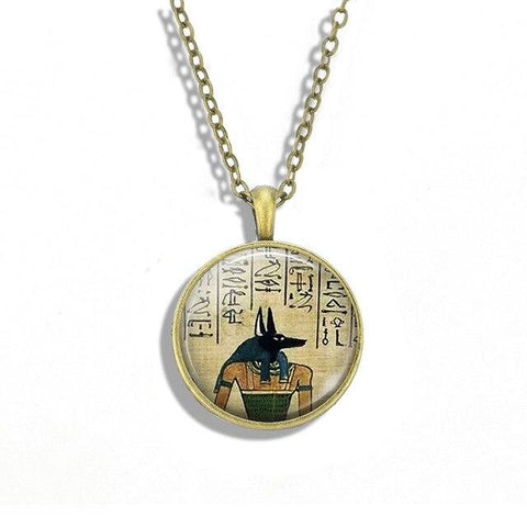 Eye of Horus Necklace