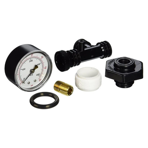 Pentair Sta-Rite System 3 Valve And Gauge Assembly (24850-0105)