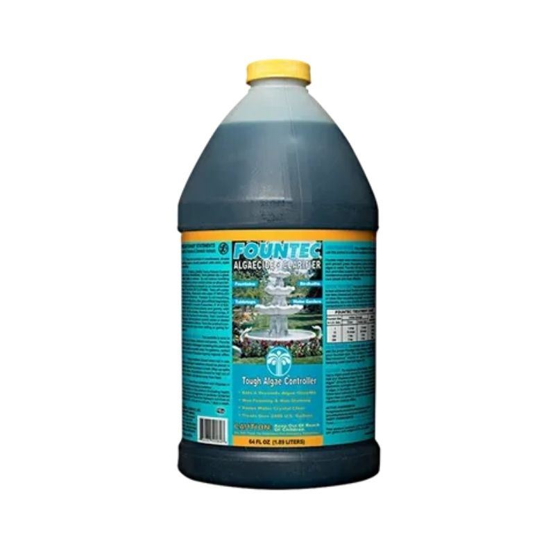 Fountec Fountain Algaecide-Clarifier - 64oz (50064)