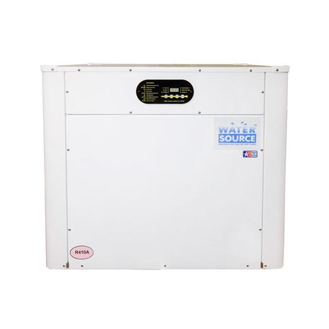 AquaCal WaterSource 3 Phase, 460v w/ Reverse Cycle Cooling Ti/Ti (WS05GRDSWPM)
