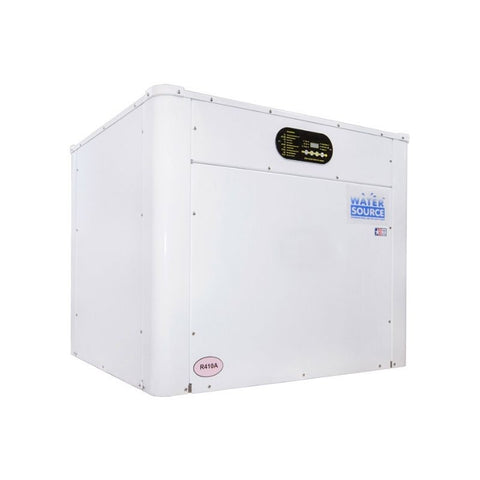 AquaCal WaterSource 1 Phase, 208-230v w/ Reverse Cycle Cooling Cu/TI (WS05ARDSWHM)