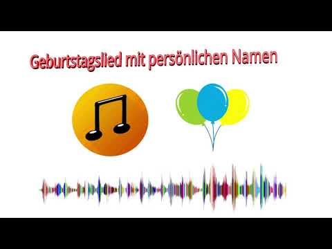Geburtstagslied - Happy Birthday (original Melodie - Elvis Style)