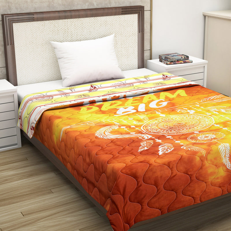 Atrium Single Microfiber Comforter | AM1205