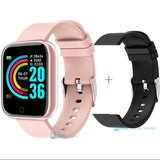 JBRL Fashion Stainless Steel Sport Smart Watch