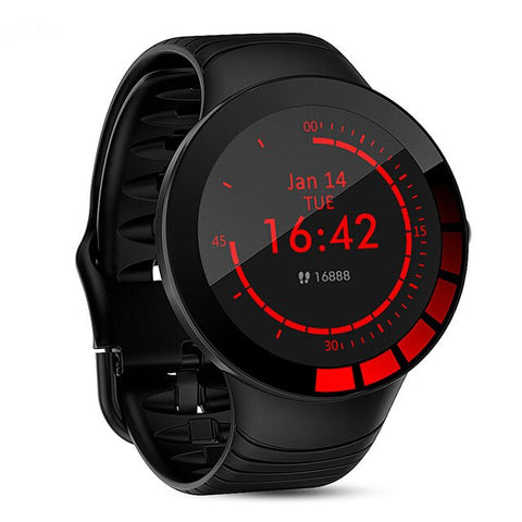 SANDA Waterproof Bracelet Smart Watch