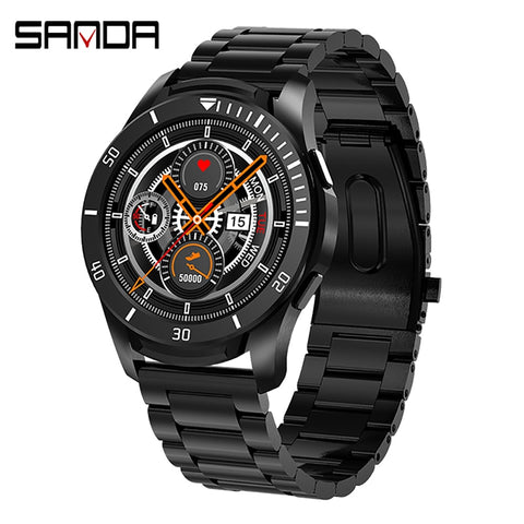 SANDA Waterproof Health Fitness Smart Watch