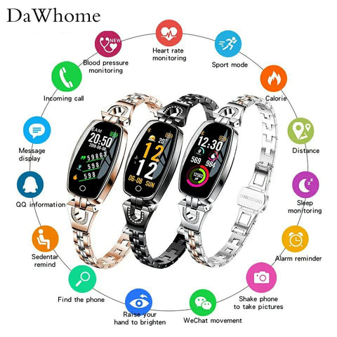 DaWhome H8 Fashion Smart Watch