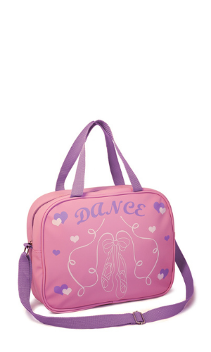 RVLPSB Shoulder Bag with Pointe Shoe Design