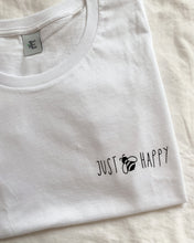 Lade das Bild in den Galerie-Viewer, Iconic T-Shirt Bee Happy