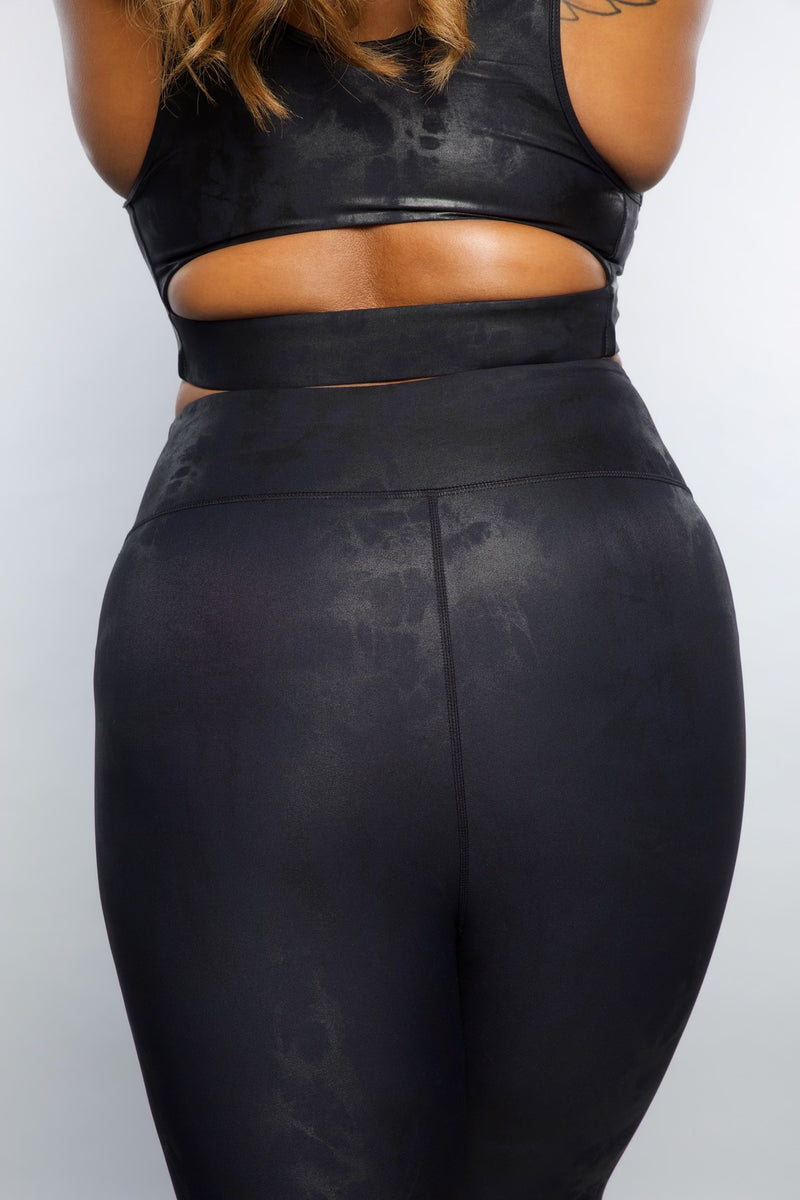 'KAIESHA' HIGH WAIST LEGGINGS