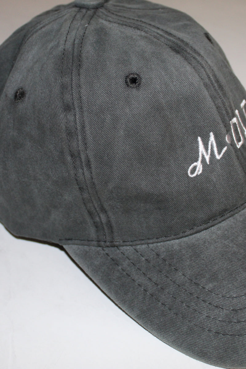 'THE OFFICIAL MDOT' DAD HAT (Washed Sage)