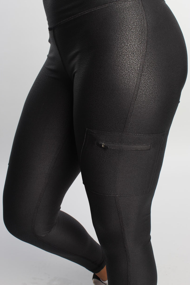 'BLACK ONYX 2.0' LEGGINGS