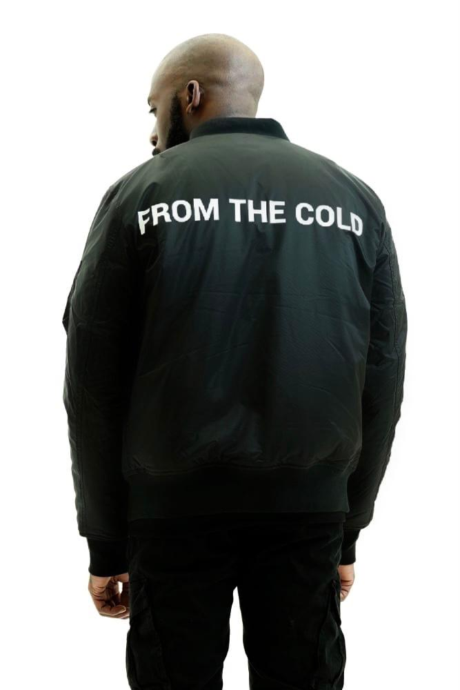 FROM THE COLD CORE BOMBER