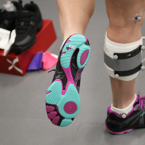 spin spots on dance sneakers help you turn?  no, but the dance socks do. ryka, capezio, hip hop shoes