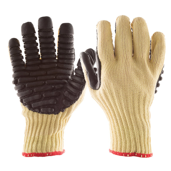 BlackMaxx Blade Vibration Reducing Cut Resistant Gloves