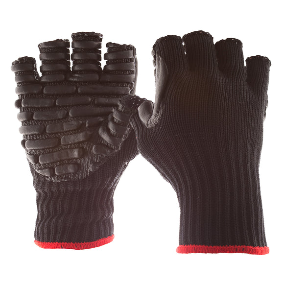 BlackMaxx Touch Vibration Reducing Gloves