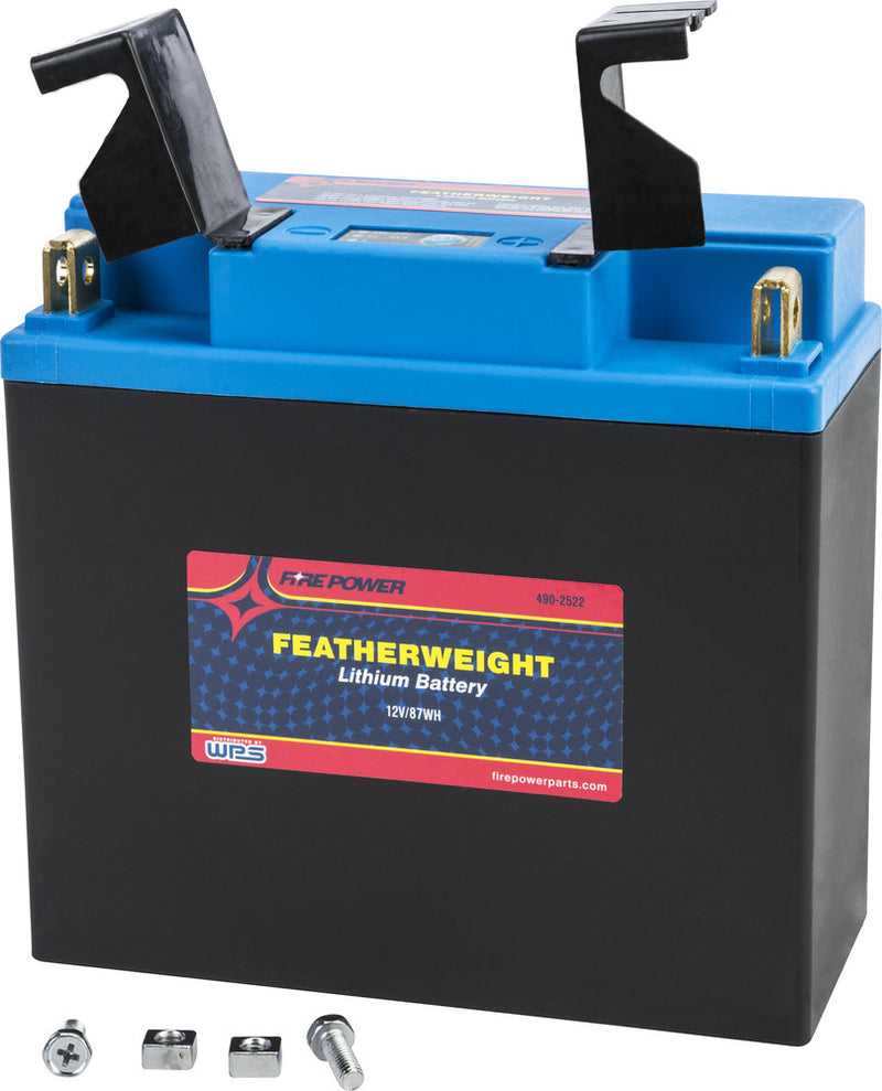 FEATHERWEIGHT LITHIUM BATTERY 400 CCA HJ51913-FP-IL 12V/87WH