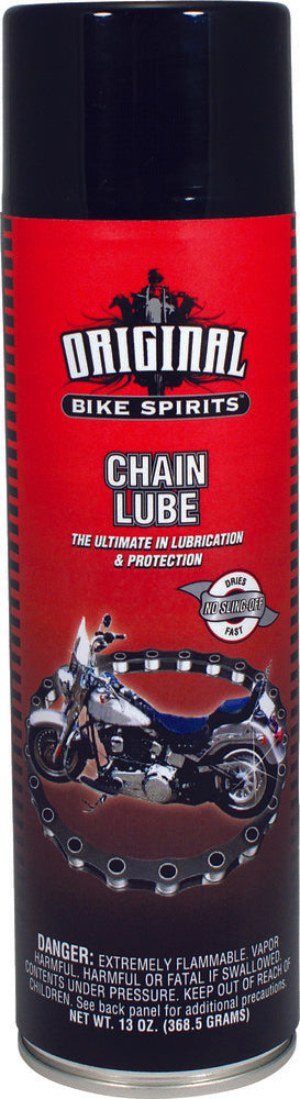 CHAIN LUBE 13OZ