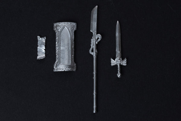 Crusader Power Weapon Set