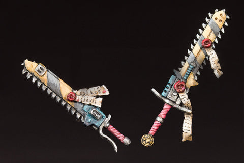 Eviscerators Weapon Set