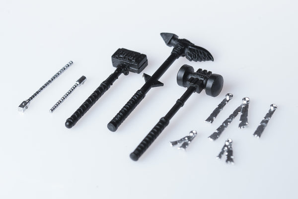 Thunderstrike Hammers Weapon Pack