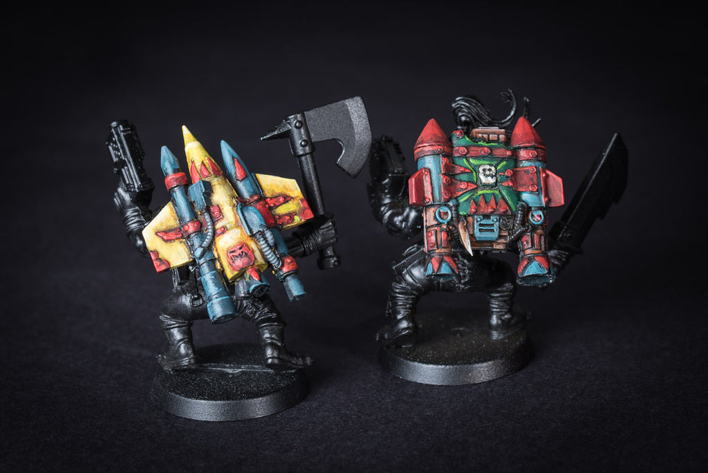 Jum'Bags - Conversion bits