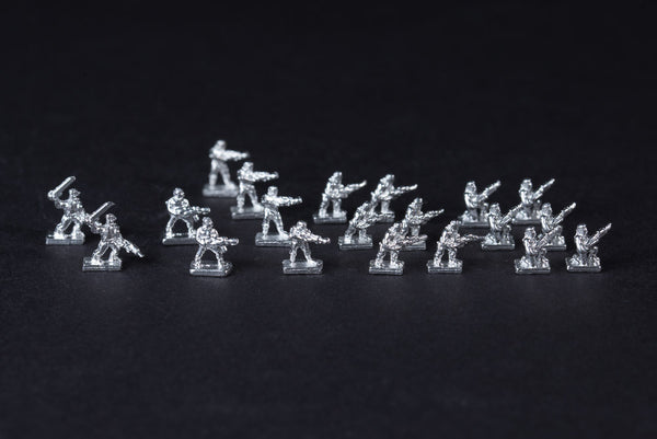 Jungle Fighters Infantry