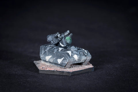 Pulsar - Haargor pattern Infantry Suppressing Tank