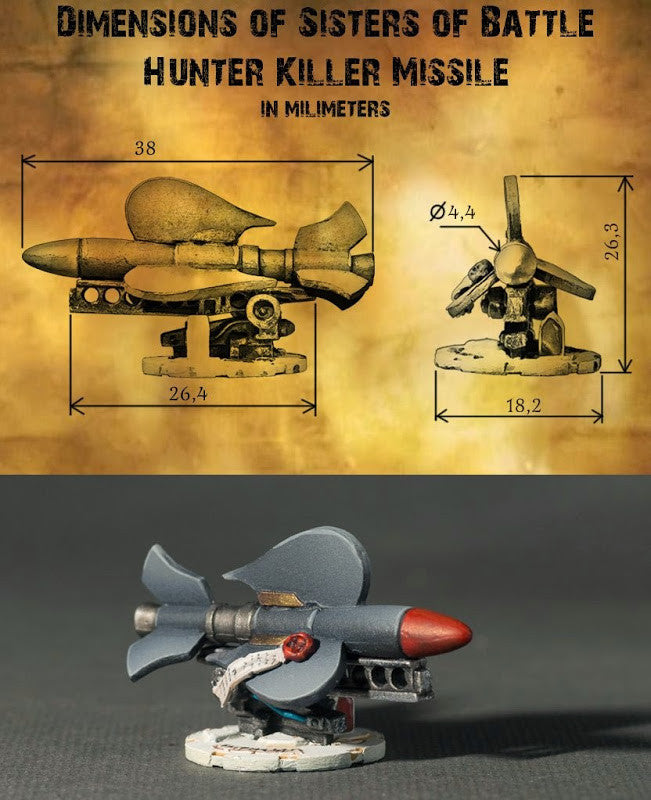 Hunter Killer Missile
