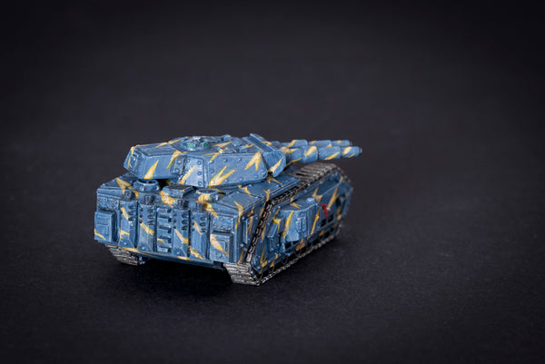 Solarus Super Heavy Battle-tank