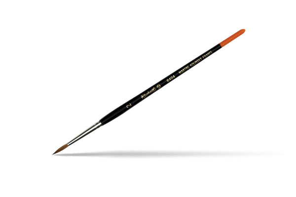 Raphaël 8404 - All sizes of painting brush Kolinsky Sable