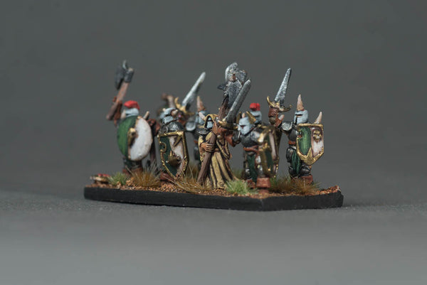 Marked Warriors of Erebos