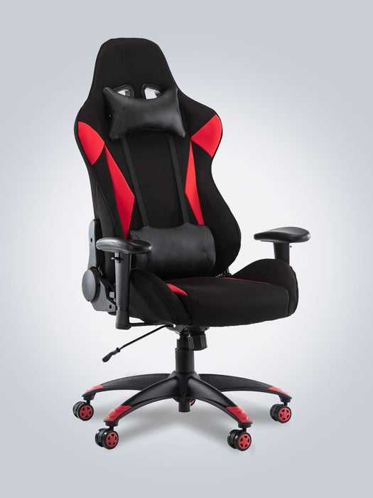 High Back Office Racing Gaming Chair Reclining Computer Desk Chair ,Red