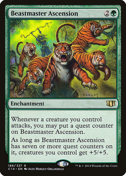 Beastmaster Ascension [C14]