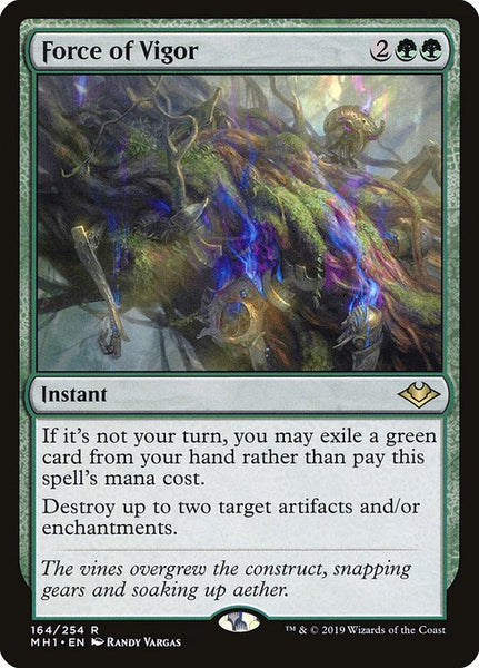 Force of Vigor [MH1][Foil]