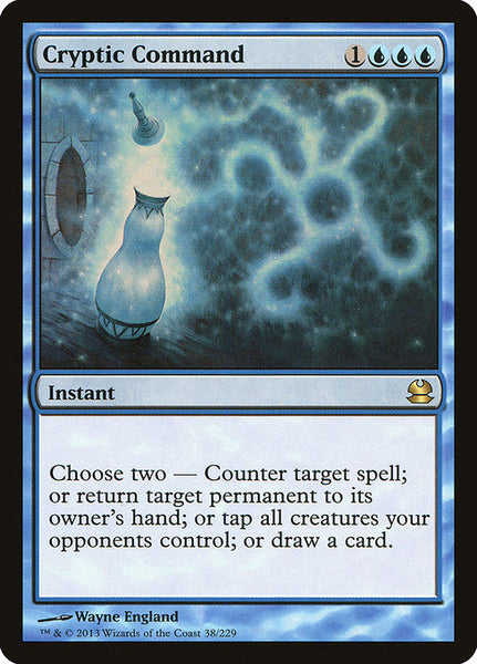 Cryptic Command [MMA][Foil]