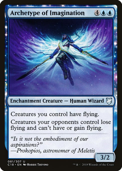 Archetype of Imagination [C18]