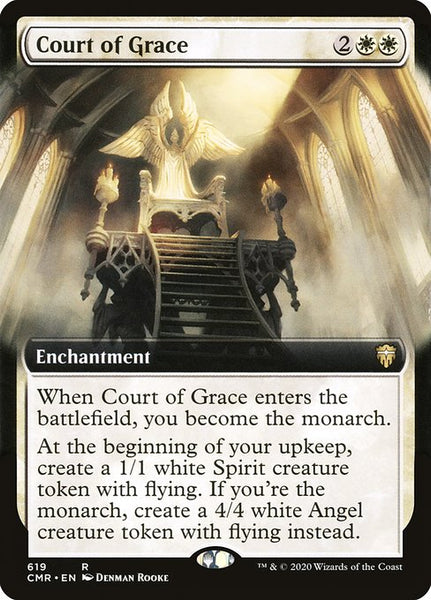 Court of Grace [CMR][Extended Art]