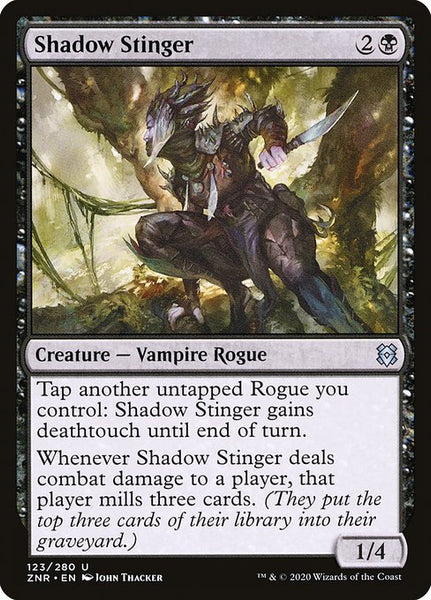 Shadow Stinger [ZNR]